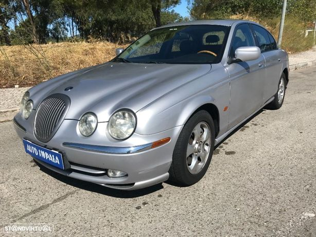 Jaguar S-Type 3.0 V6 Executive Auto.
