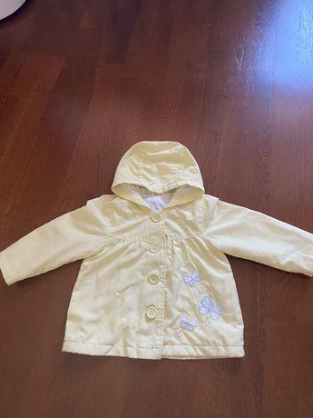 Ветровка, куртка на 1-2,5 года