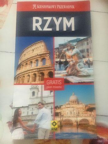 Nowy przewodnik Rzym plan miasta gratis Guide Rome Włochy