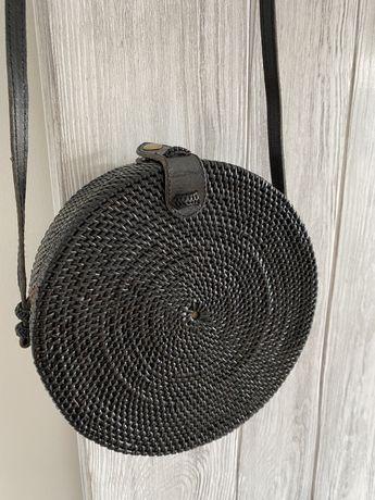BALI - torebka wiklinowa, koszyk