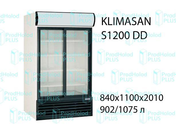 Холодильная витрина, холодильник KLIMASAN 1200