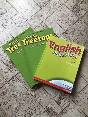 Książki różne do języka angielskiego