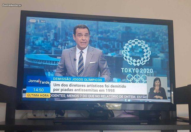 "Led Tv Kunft 24"""