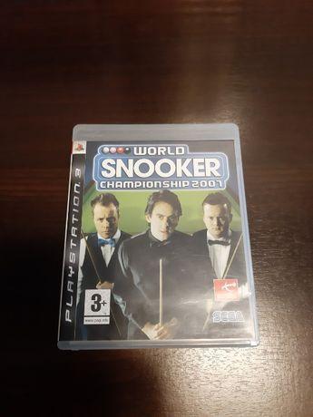PS3 World Snooker Championship 2001 / PlayStation 3
