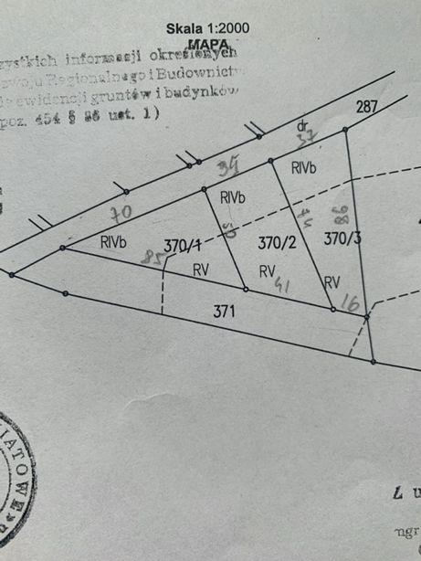 Działki, Rydzewo, Miłki (gm.), 1671m2 , 2000 m2 , 2000 m2 NOWA CENA