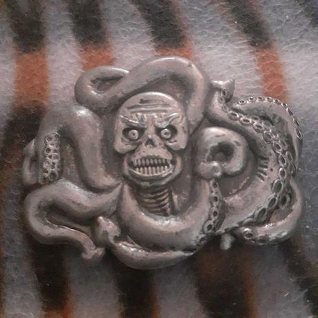 Odznaka Skulls Horror