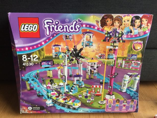 Lego Friends 41130 Kolejka górska