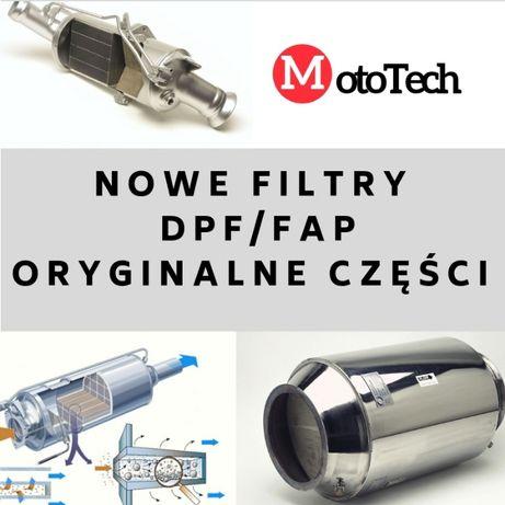 Filtr DPF FAP SCR CAT GPF Volkswagen Audi BMW Opel Toyota Honda