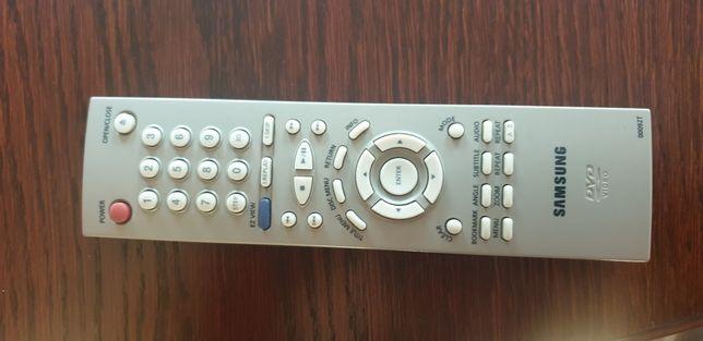 Samsung pilot TV, DVD