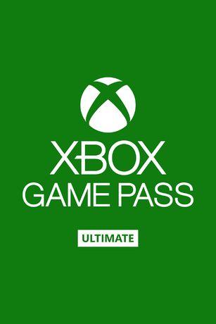 Подписка Gamepass Ultimate 8 мес. для Xbox
