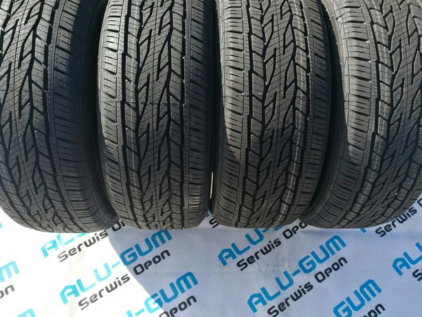 225/55R18 Continental Cross Contact lx2 Opony nowe!