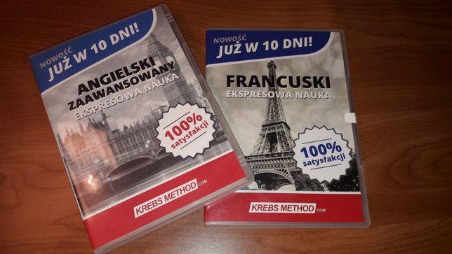 Kurs języka angielskiego i francuskiego