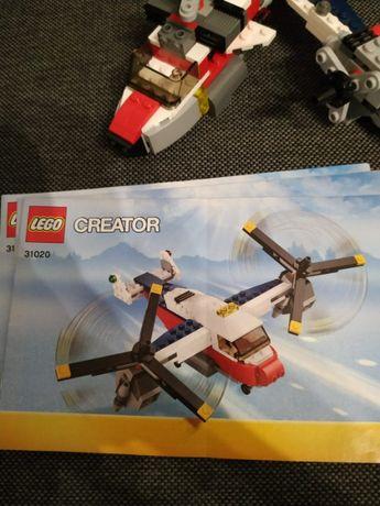 LEGO Creator 31020 - 3w1 Samolot