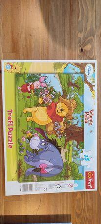 Zestaw puzzli dla dziecka, 15 elementów