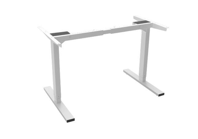 Stelaż biurka regulowanego elektrycznie - biurko regulowane