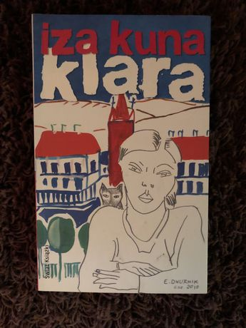 Klara Iza Kuna i Strongman u szczytu wladzy Putin ksiazki ksiazka