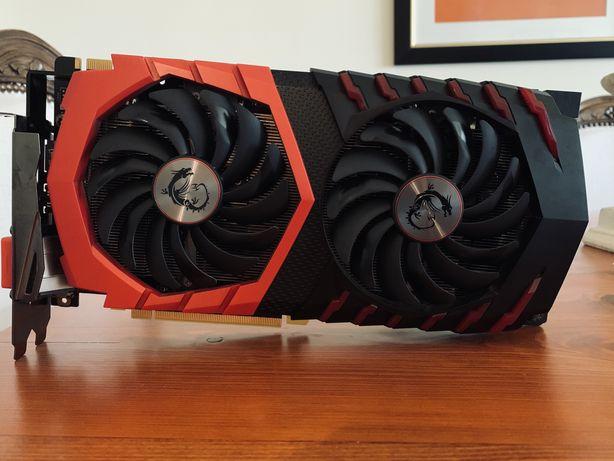 GeForce MSI Gaming X 1070 Ti 8GB