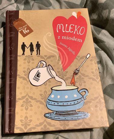 """""""Mleko z miodem"""" bardzo ciekawa książka"""