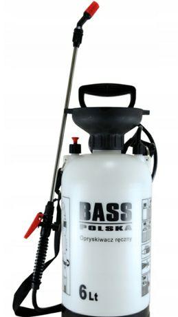 XX MEGA ZESTAW Opryskiwacz ciśnieniowy BASS plus rozpylacz ręczny XX