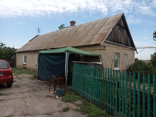 Продам или обменяю на квартиру, газифицированный дом в г.Васильевка