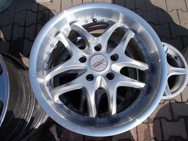 Felga aluminiowa DEZENT 5X120 8Jx17 ET15 Nr.239