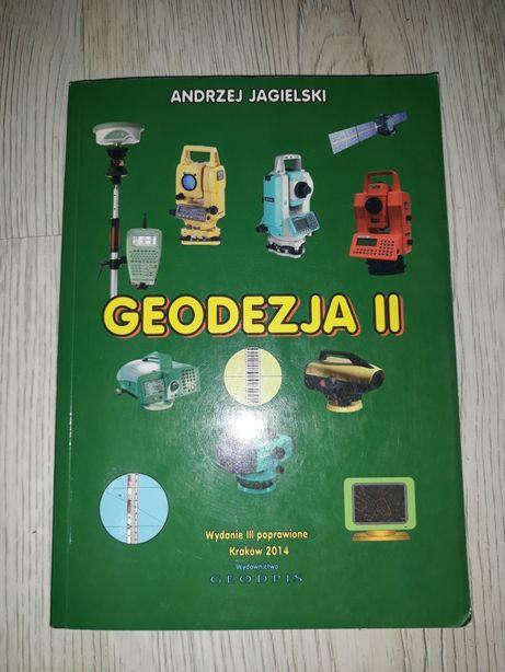 Geodezja II Andrzej Jagielski