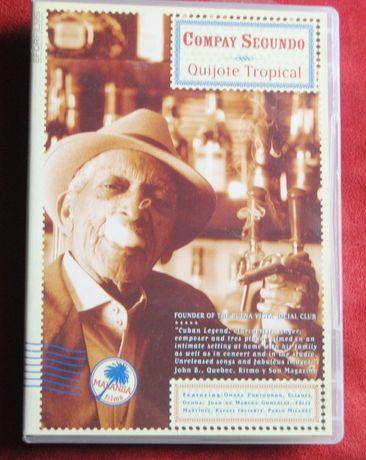 Company Segundo*Quijote Tropical/DVD