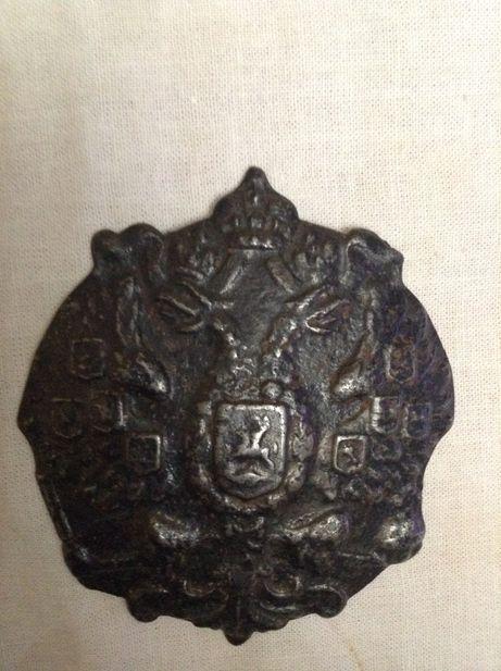 кокарда на шлем , царская Россия