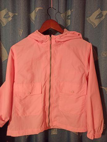 RESERVED Легка куртка для дівчинки