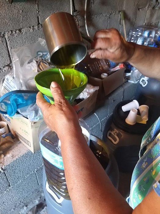 Azeite obtido directamente das azeitonas!!! Peso Da Régua E Godim - imagem 1