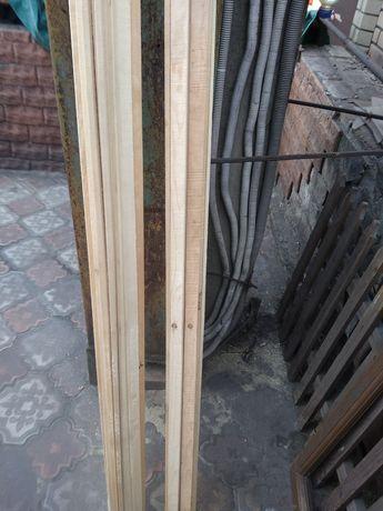 Дранка.Рейка деревянная 5*20*1200 - 6 руб.