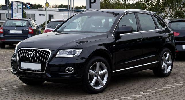 Авто на весілля Audi Q5