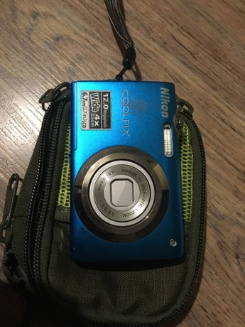 Aparat fotograficzny Nikon Coolpix S3000