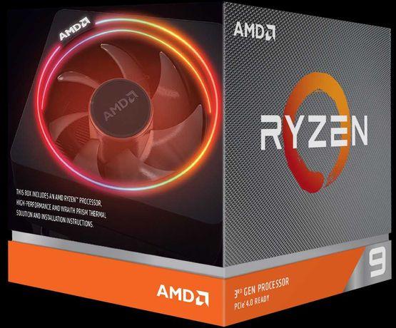 Компьютер Ryzen 3900X/ RTX 3070/ ОЗУ 64 Gb