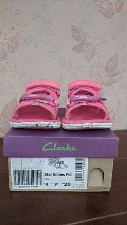 Босоножки для девочки Clarks