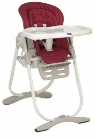 Cadeira alta evolutiva chicco polly magic