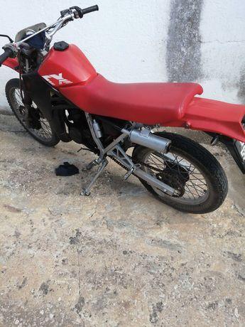 Venda moto mtx125