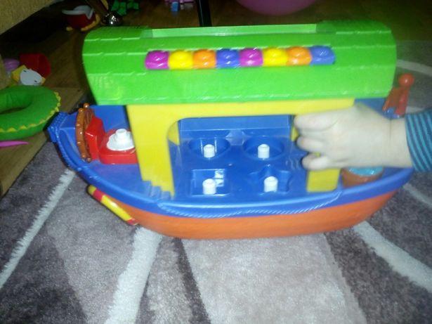 Ноев ковчег запчасти