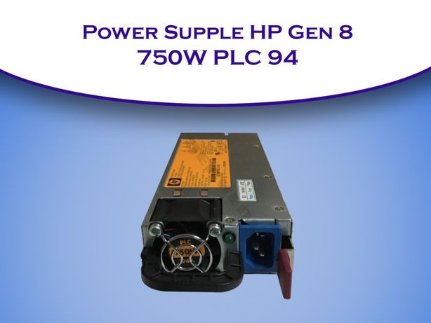 Power Supple HP Gen 8 750W PLC 94