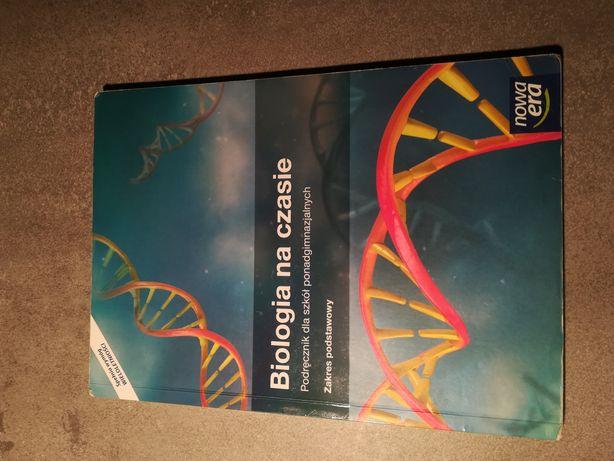 Biologia na czasie podręcznik dla szkół ponadgimnazjalnych
