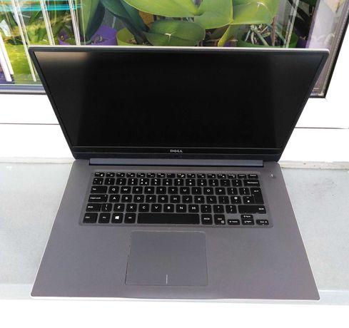 GAMINGOWY Laptop DELL /i7/ 16GB-Ram /Szybki-SSD/ 2xGrafika /NVIDIA/GRY