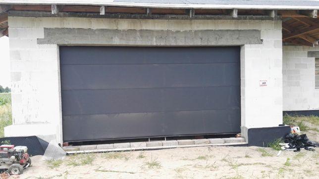 Brama Segmentowa 3000x2200 Antracyt