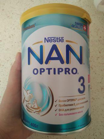 Молочная смесь NAN OPTIPRO 3