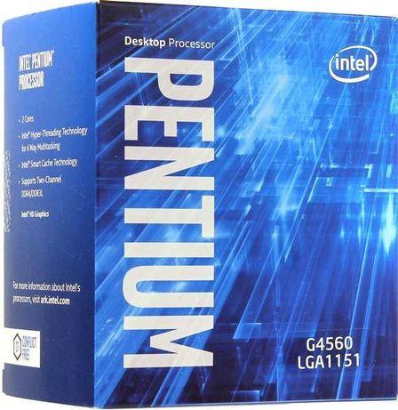 Intel Pentium Gold G4560