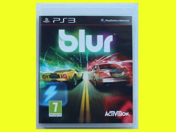 #lustro# Blur jak NFS PS3 wyścigi dla 4 graczy