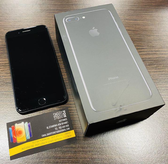 Apple iPhone 7 Plus 256gb koloru : Jet Black/Wysyłka/Raty/Sklep Katowice - image 1