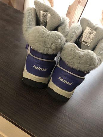 Reima, детские ботиночки.