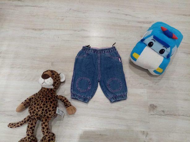 Шорты брюки на малышку 0-2 лет