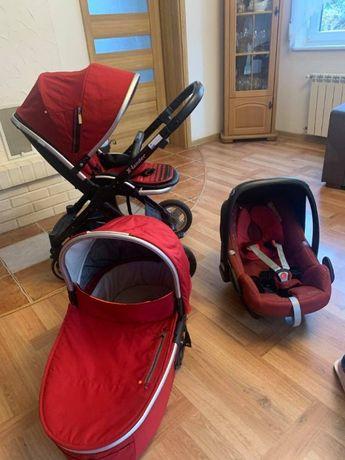 Sprzedam wózek dziecięcy Xlander X-pulse 3w1