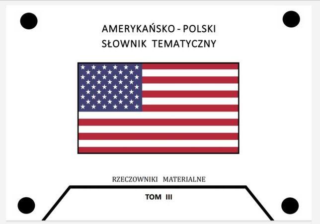 Słownik amerykańsko-polski - Najlepszy do nauki angielskiego (USA)